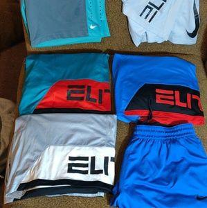 Nike elite men's shorts